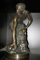 James Pradier, Danaïde.