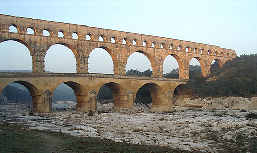 Pont du Gard Photo CIDS